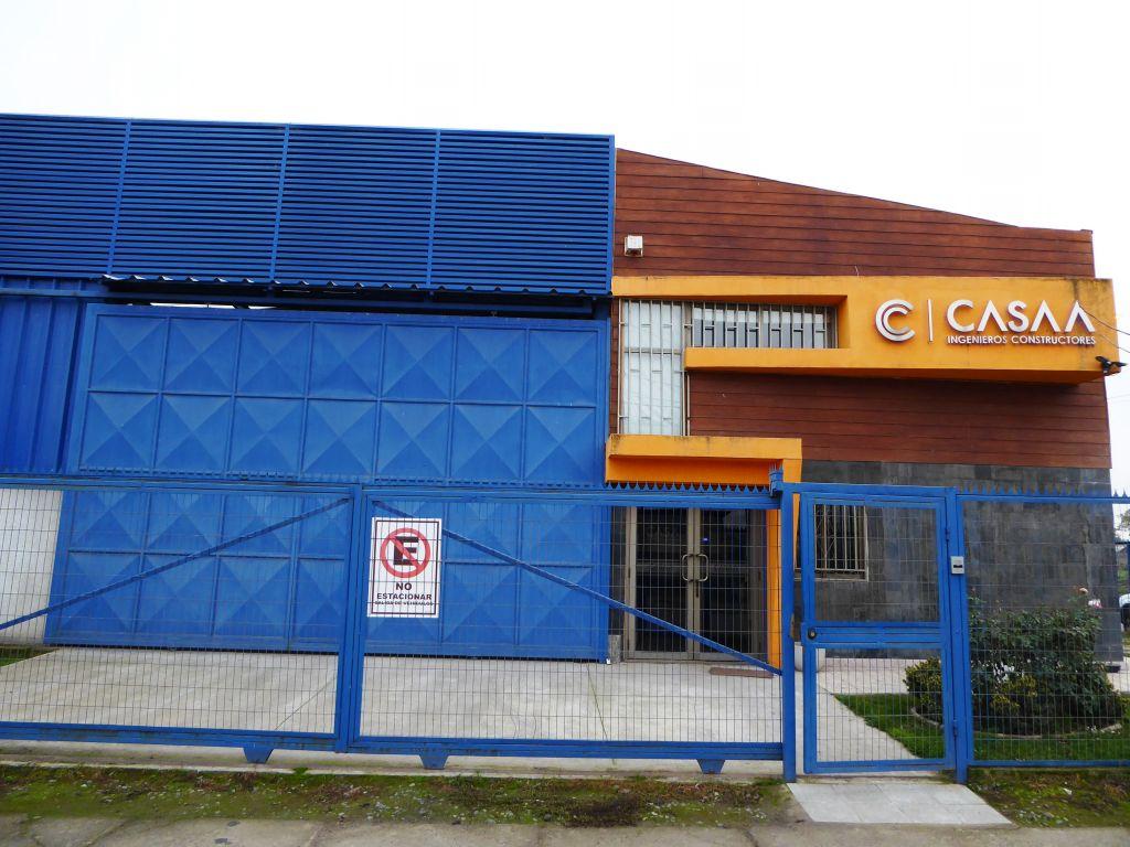 Oficinas Administrativas y Galp�n Industrial